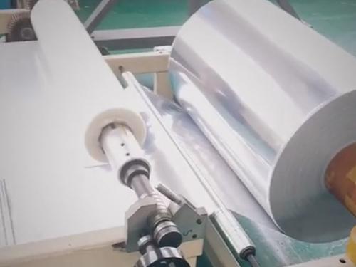 无菌袋制作过程