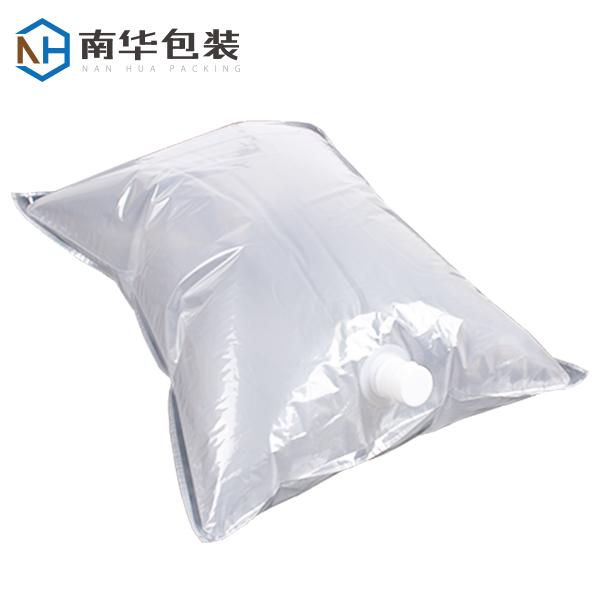 液体化工包装袋展示