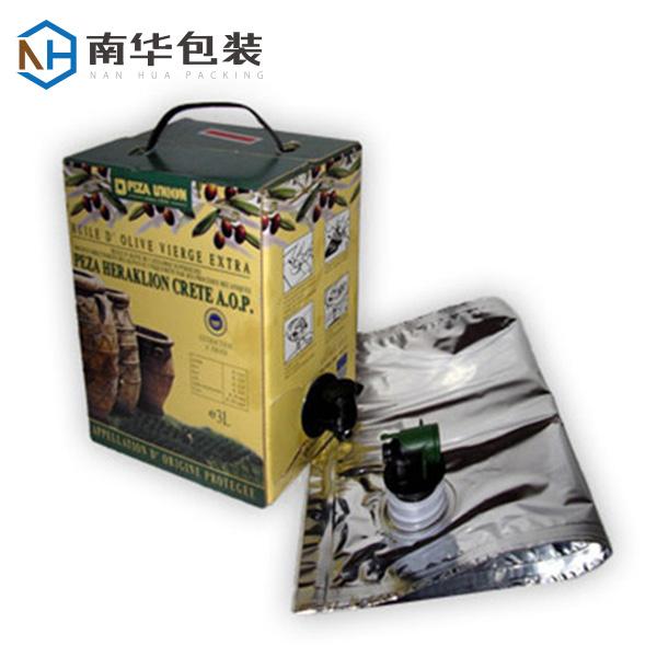 油类盒中袋